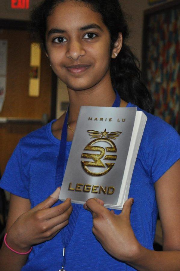 Book Review: Legend