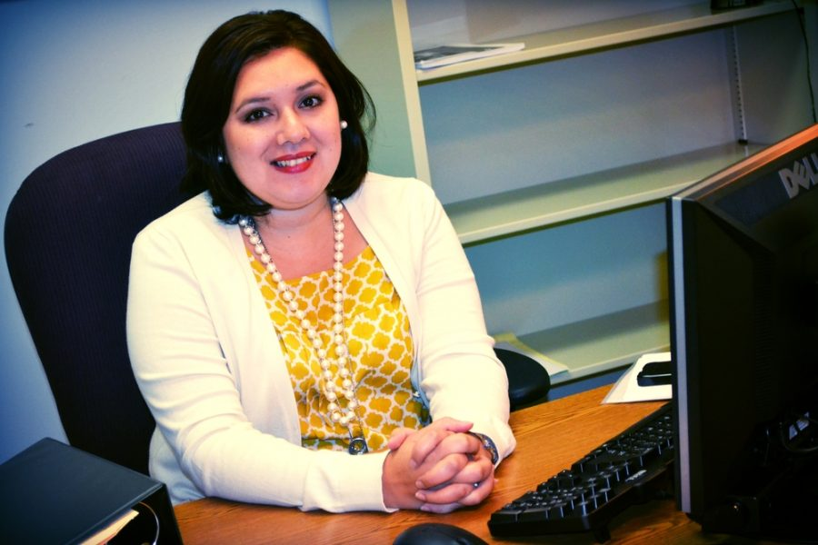 Mustang Profile: Mrs. Ramirez