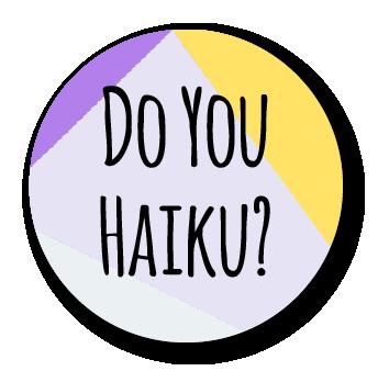 Haiku Contest: Firsts