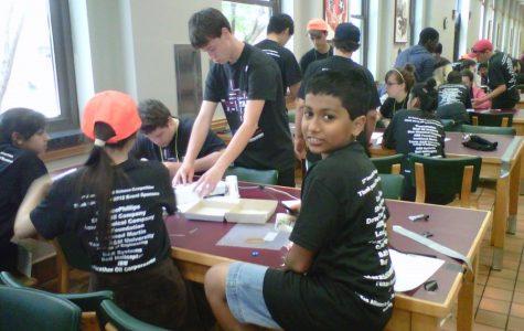 Introducing Texas Alliance for Minorities in Engineering Club