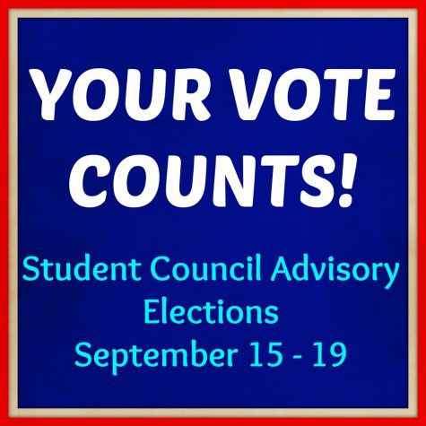 Student Council Advisory Elections