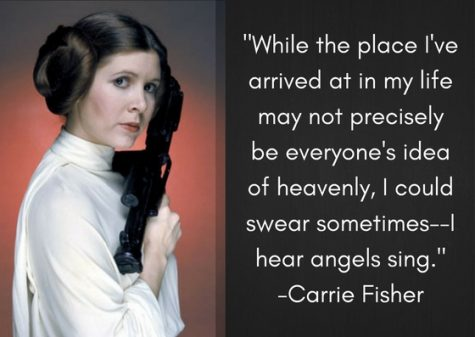 Carrie Fisher: A Soul That Will Never Be Forgotten