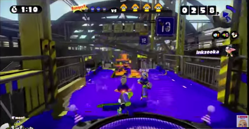 Video Game Review: Splatoon