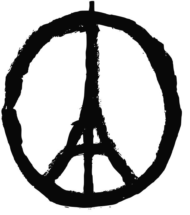 Peace For Paris Canyon Echoes