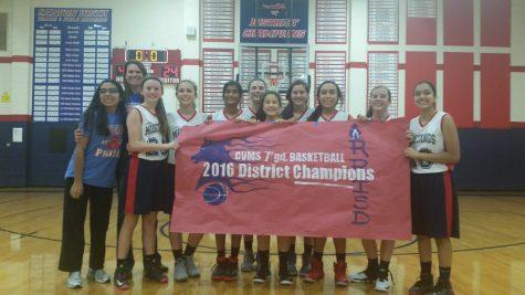 Shoutout to the Canyon Vista Basketball Teams!