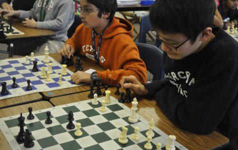Introducing Competitive Chess Club