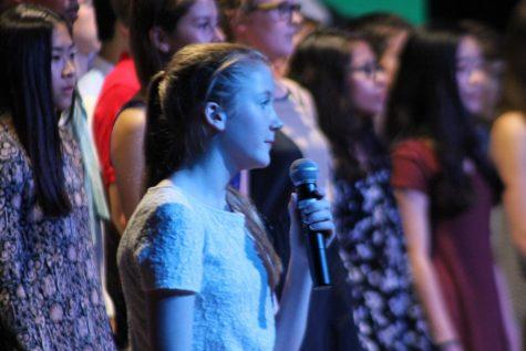 Choir Spring Show 2017