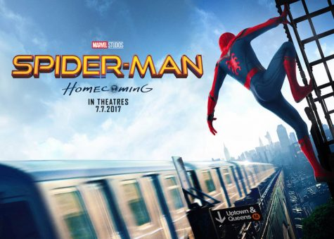 """Spiderman Homecoming"" Movie Review"
