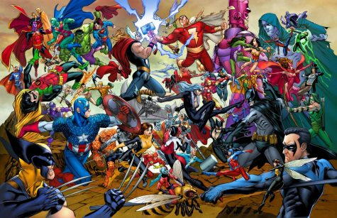 EDITORIAL: DC vs. MARVEL