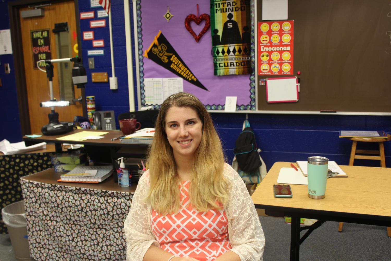 Meet Ms.Hall Q&A