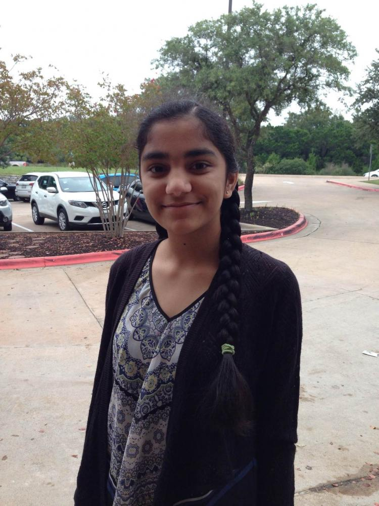 Meet Rakshinee Sreekanth