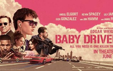 """Baby Driver"" Movie Review"