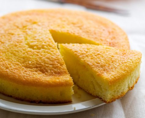 How to Make a Yogurt Cake