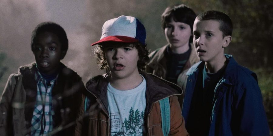Lists and Opinions about Stranger Things