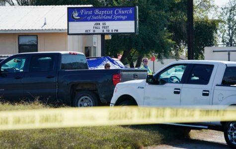 Tragic Sutherland Springs Church Shooting