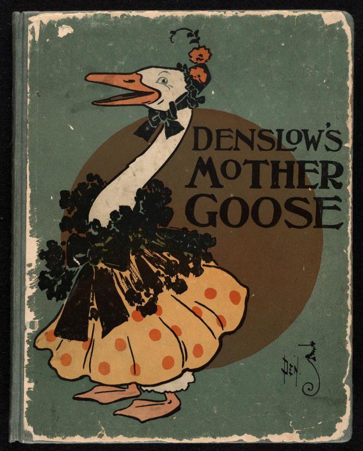 Eulogy to Mother Goose (POEM)