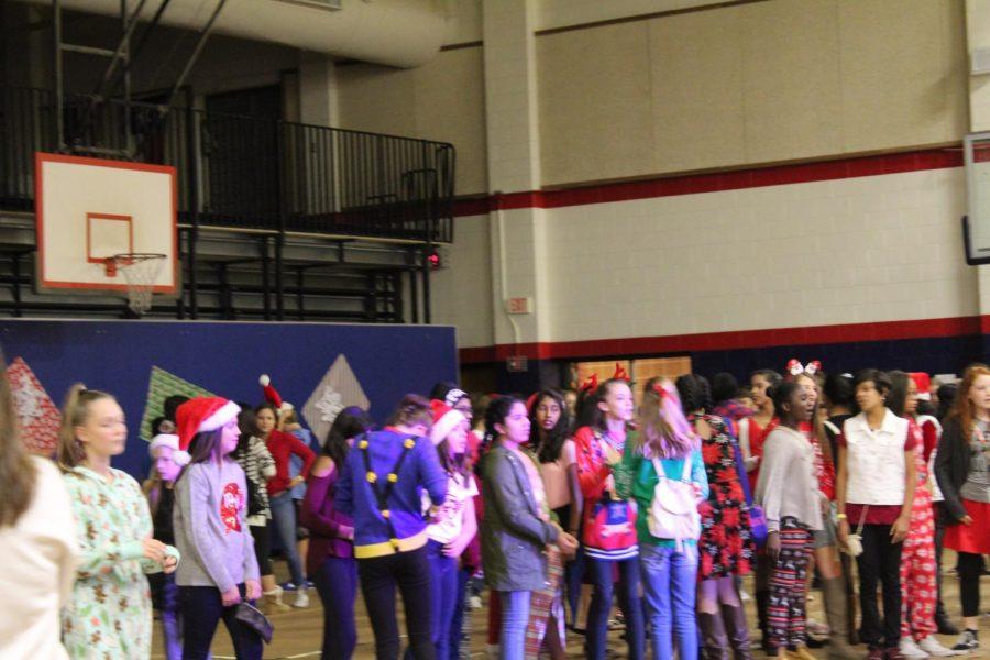 Jingle Bell Dance Costumes
