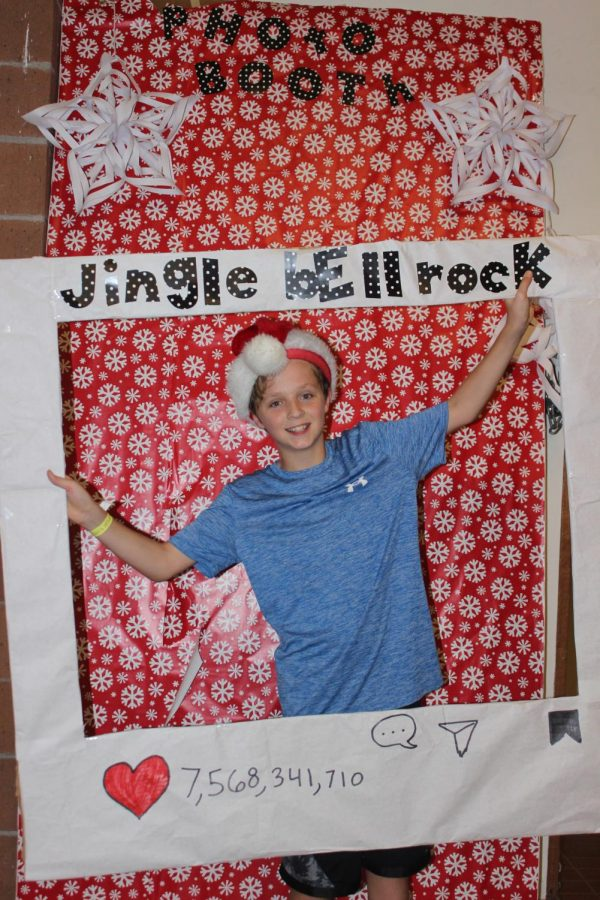 Photos from The Jingle Bell Rock Dance