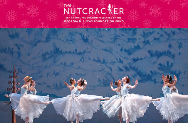 The Nutcracker: A Winter Tradition Canyon Echoes