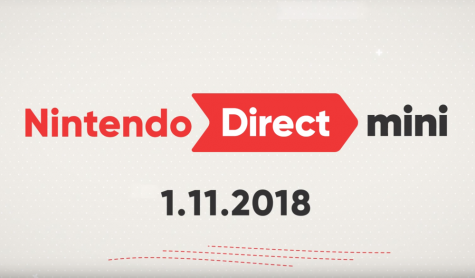 Nintendo Announced Multiple Games for the Switch