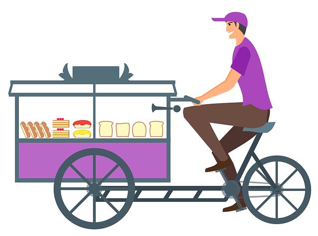 New Breakfast Cart