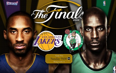 NBA-Celtics vs. Lakers Rivalry