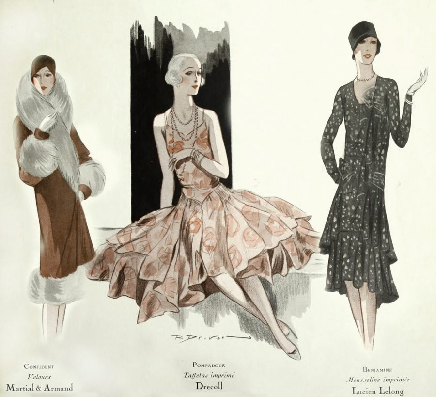 An+illustration+of+1920s+flapper+style+%0Acredit%3A+http%3A%2F%2Fglamourdaze.com%2F2017%2F08%2F1920s-fashion-modes-from-paris-1928.html%0A