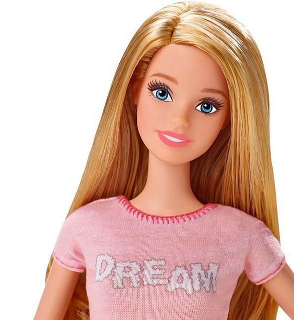 Barbie Under Fashion