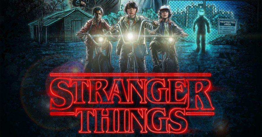 The DNA of Stranger Things