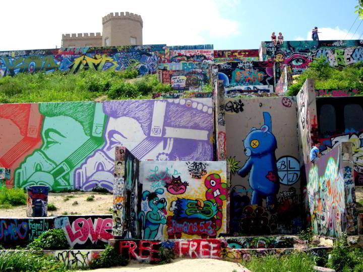 Should Grafitti be Considered Art?