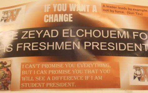 Westwood Student Election 2018