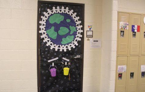 Mrs. Sandlin's Door