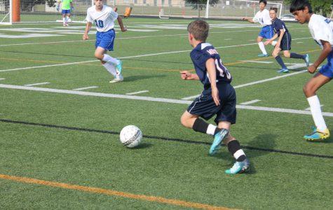 Boys Soccer:vs. Pearson Ranch