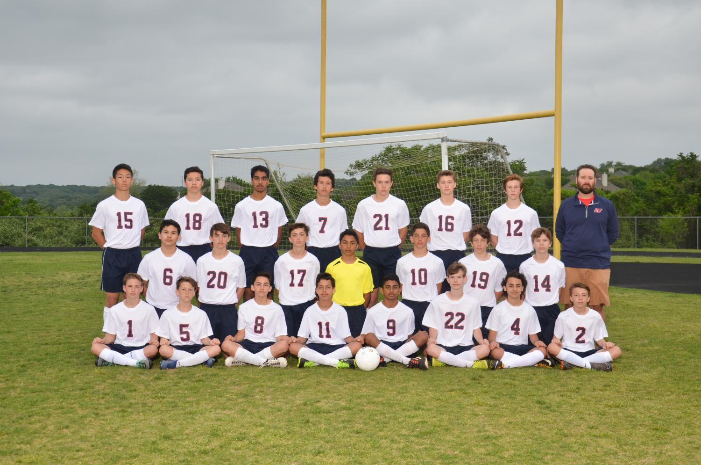Boys+Soccer+Team