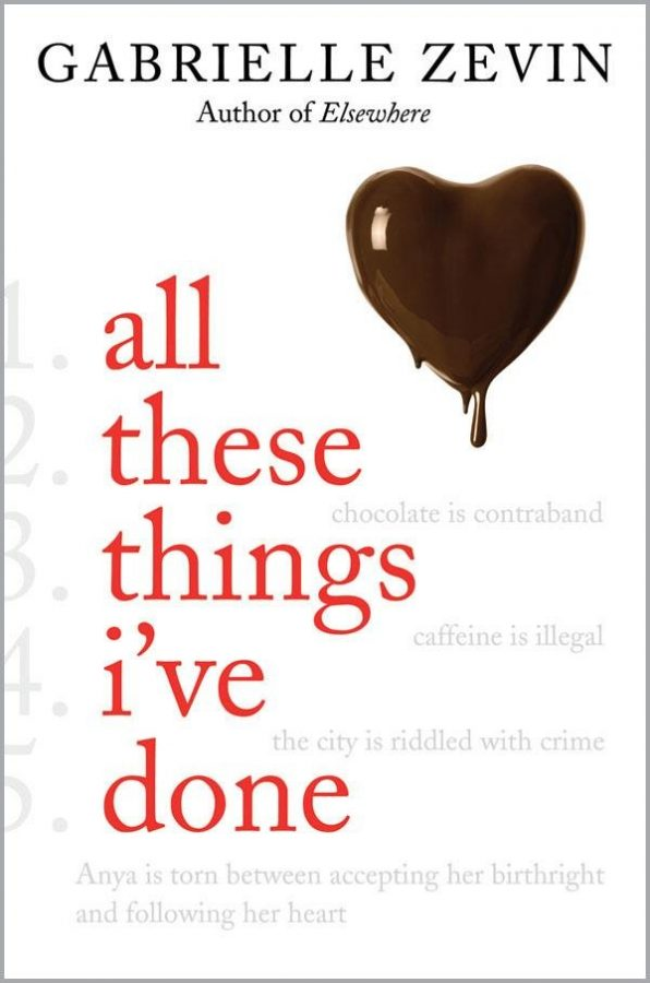 Book Review: All These Things I've Done