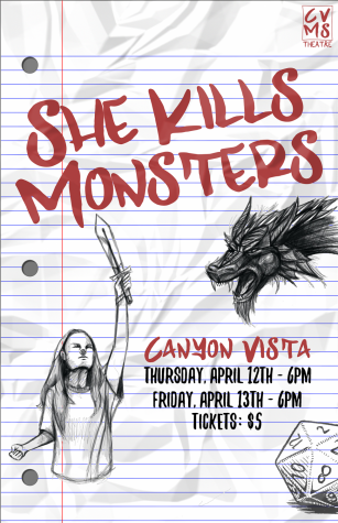 CVMS Theatre Presents She Kills Monsters