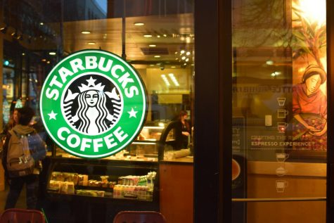 The Arrest at Starbucks