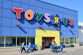 What happened to Toys R Us?