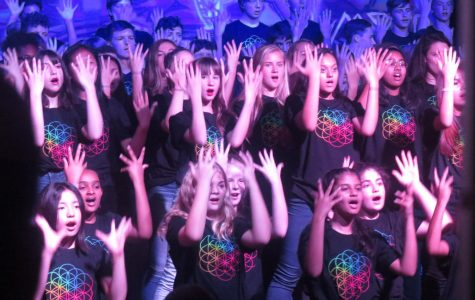 The Choir Spring Show: Outsider View