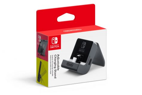 Nintendo Switches new Charging Stand
