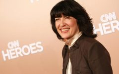 Christiane Amanpour Replaces Charlie Rose On US Wide News Stations