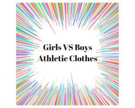 Girls vs Boys Athletic Clothes
