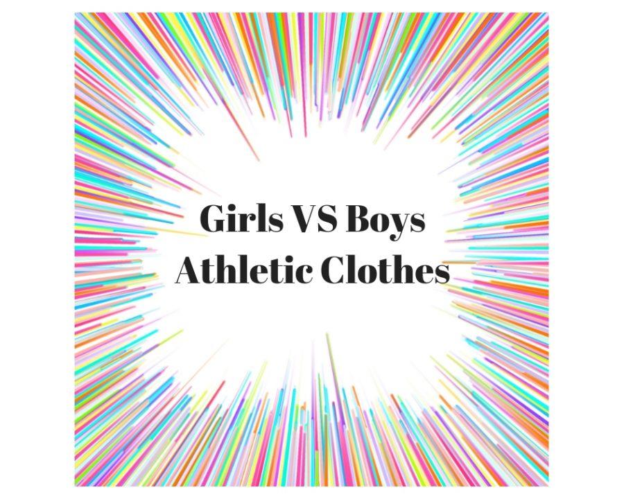 Girls vs Boys Athletic Clothes