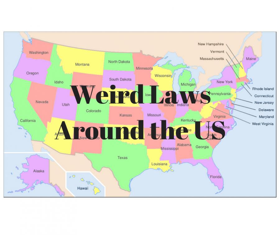 Weird Laws Around the US