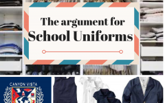Why I Believe We Should Have School Uniforms