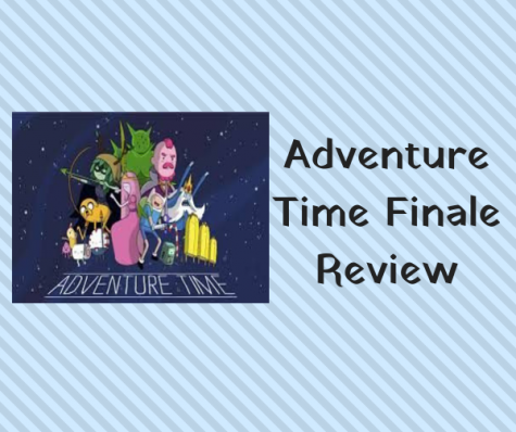 Adventure Time Finale Review (SPOILERS)