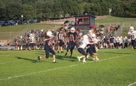 Eighth Grade Football vs. Pearson Ranch