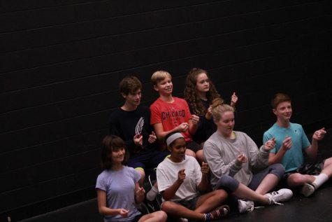CVMS Theatre Presents…
