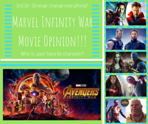 Marvel Infinity Wars Movie Review