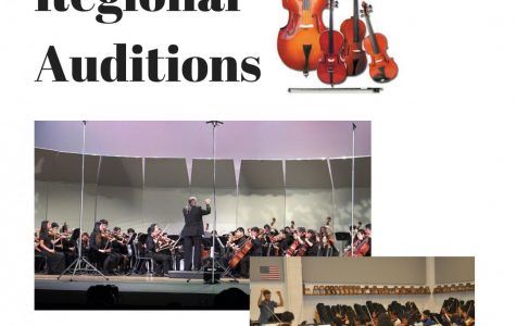 Orchestra Regional Auditions